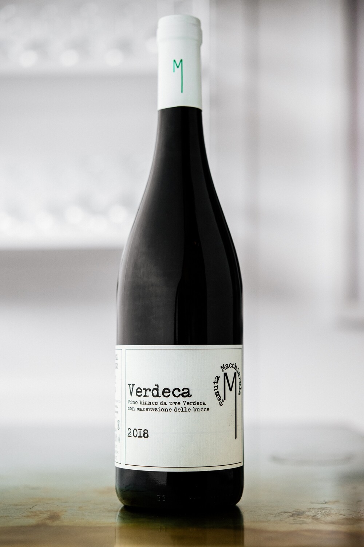 Tenuta Macchiarola, Salento Verdeca Bianco (2018)