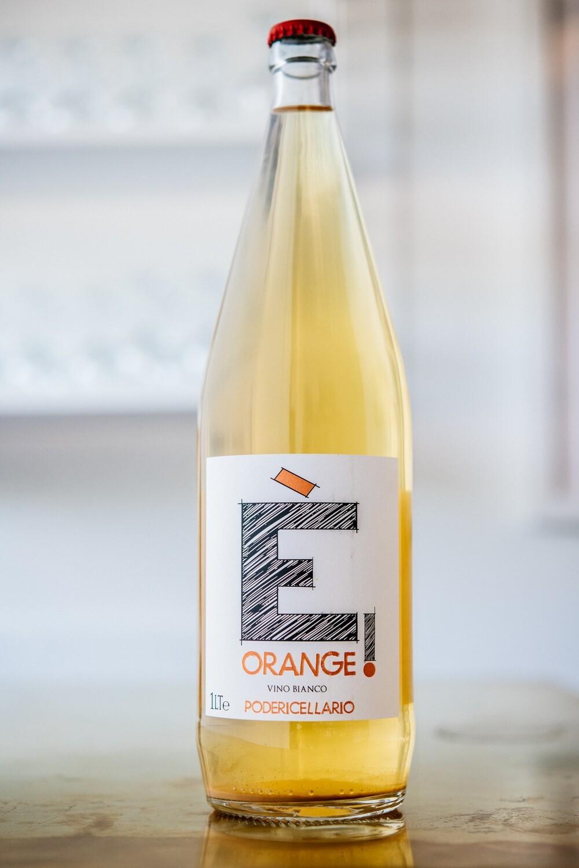 Poderi Cellario, 'E Orange' (NV)