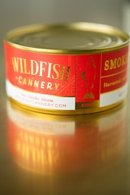 Wildfish Cannery, Smoked King Salmon