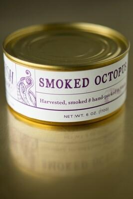 Wildfish Cannery, Smoked Octopus