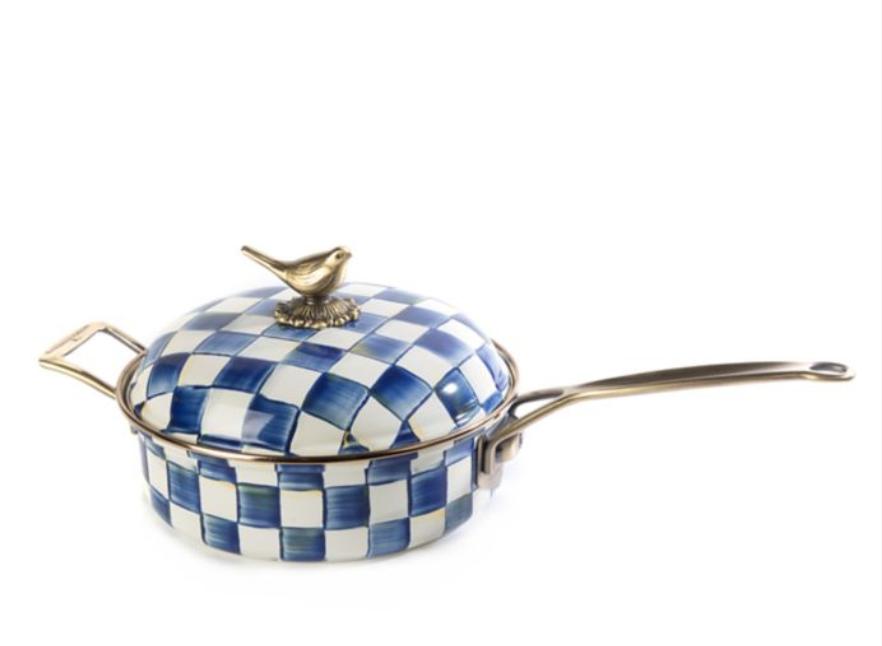 Royal Check 3qt Saute Pan
