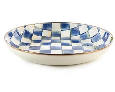 Royal Check Abundant Bowl