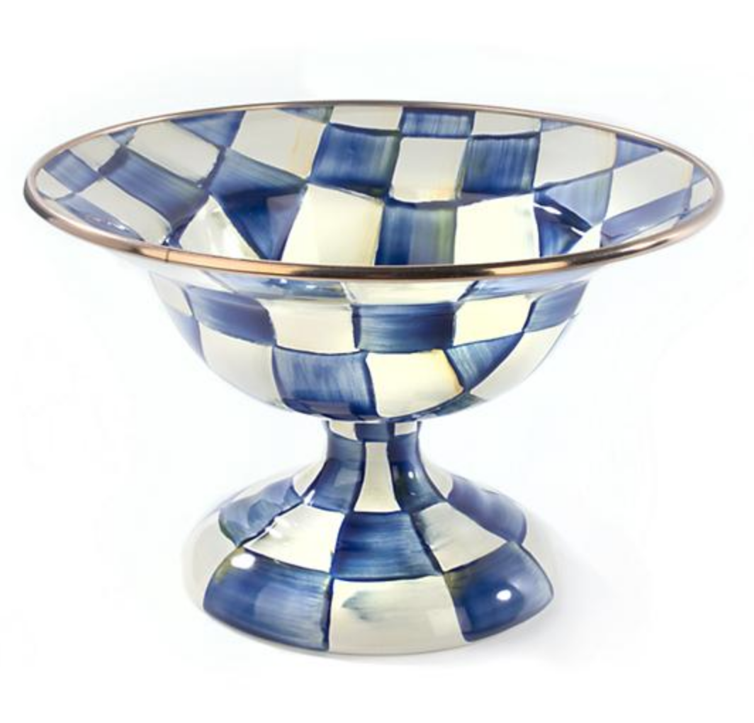 Royal Check Compote - Small