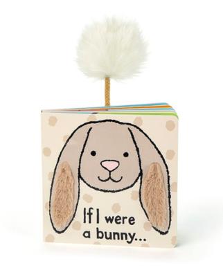 If I Were A Bunny Book (BIEGE)