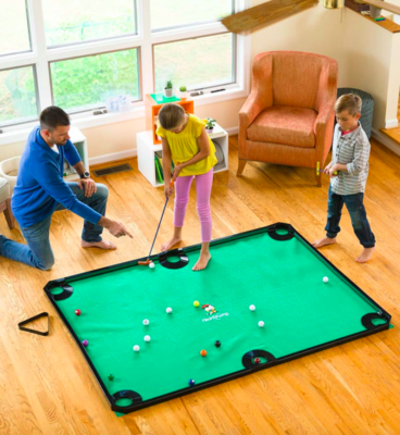 Golf Pool Indoor Game