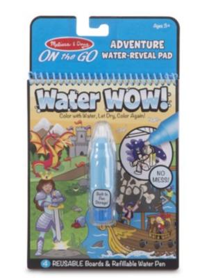 Water Wow - Alphabet #5389