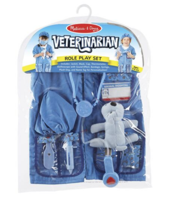 Veterinarian Role Play Set #4850