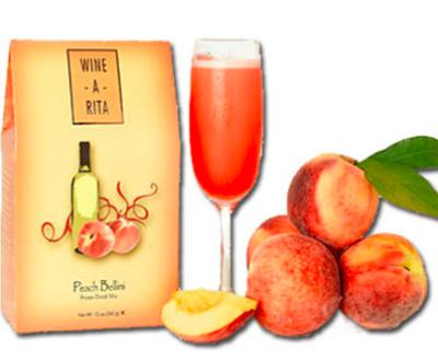 Wine-a-Rita Peach Bellini Box