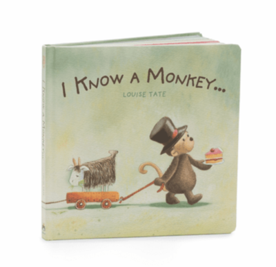 Book: I know a Monkey #BK4IKM