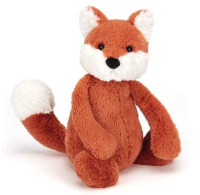 Bashful Fox Cub - Md #BAS3FXC