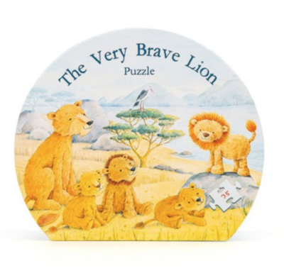 The Very Brave Lion Puzzle