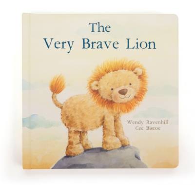 Book: The Very Brave Lion #BK4BL