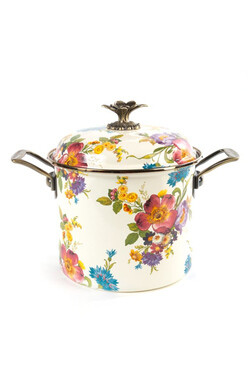 Flower Market 7qt Stockpot