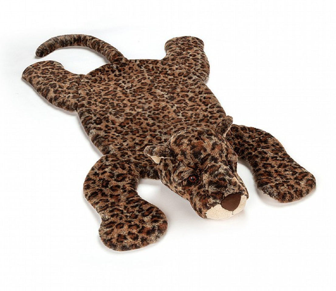 Livi Leopard Playmat