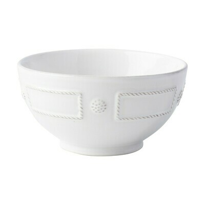 B&T French Panel Cereal Bowl #FB07/w