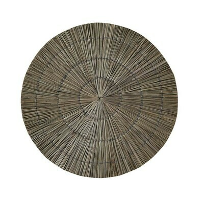 Seagrass Round Placemat