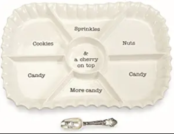 Ice Cream Topping Set