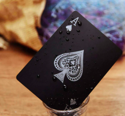 Black MM Card Deck