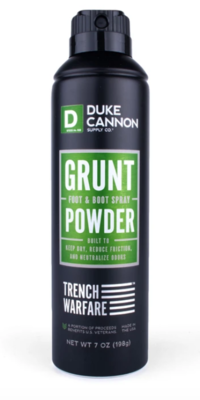 Grunt Foot & Boot Spray Powder