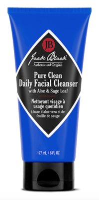 Pure Clean Daily Facial Cleanser 6oz