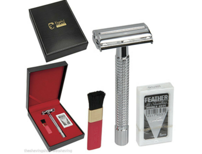 Safety Razor Boxed Set