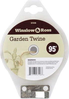 Garden Twine in Dispenser