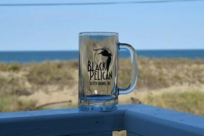 Black Pelican Beer Mug- 16oz