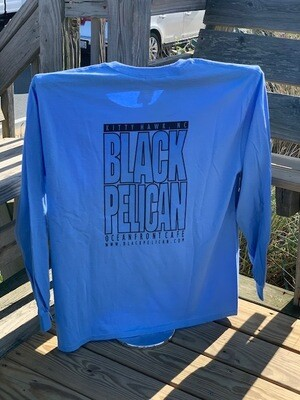 Big Lettering Long Sleeve Shirt