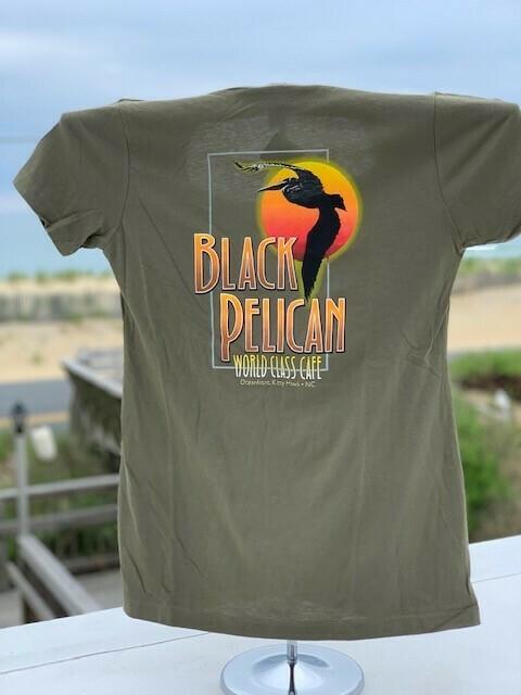 Women's V-Neck Sun Pelican