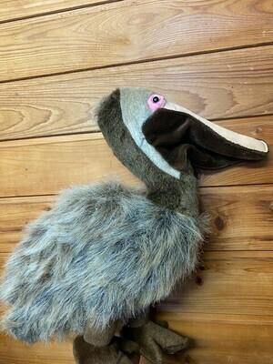 Pelican Plush Toy