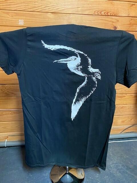 Big Bird Logo Tee