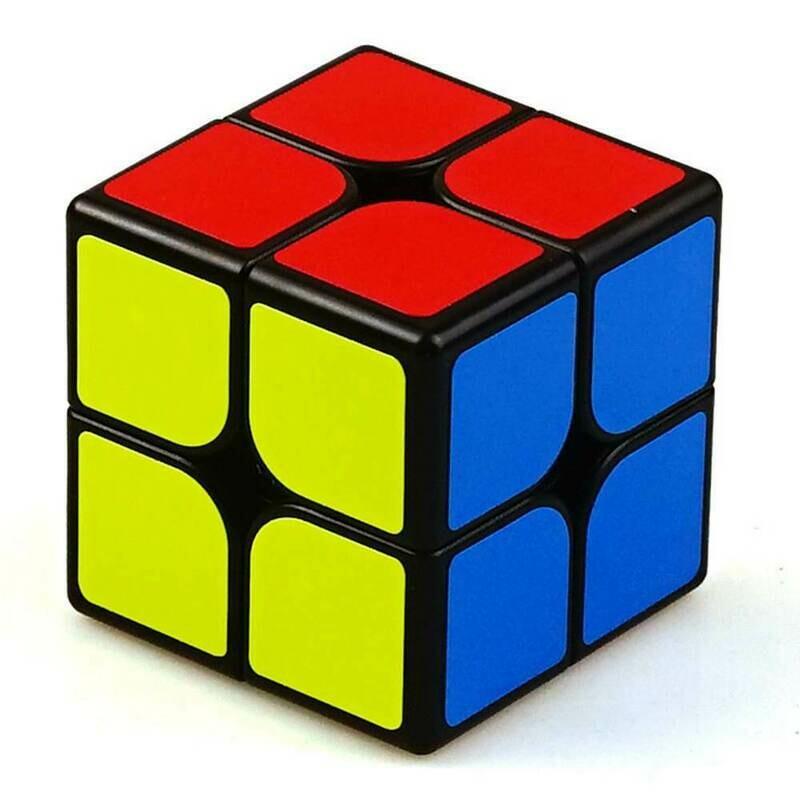 Головоломка ShengShou MR. M 2x2x2 magnetic black