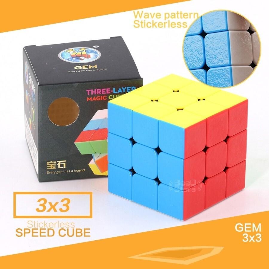Головоломка ShengShou GEM 3x3x3 color