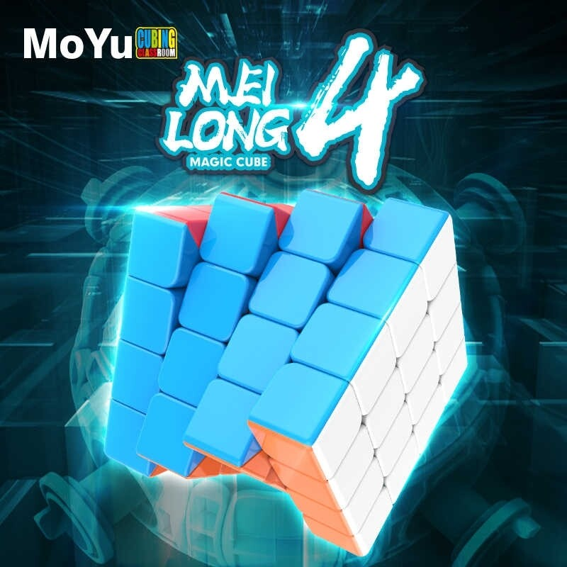 Головоломка MOYU MEILONG WCA 4x4x4 color