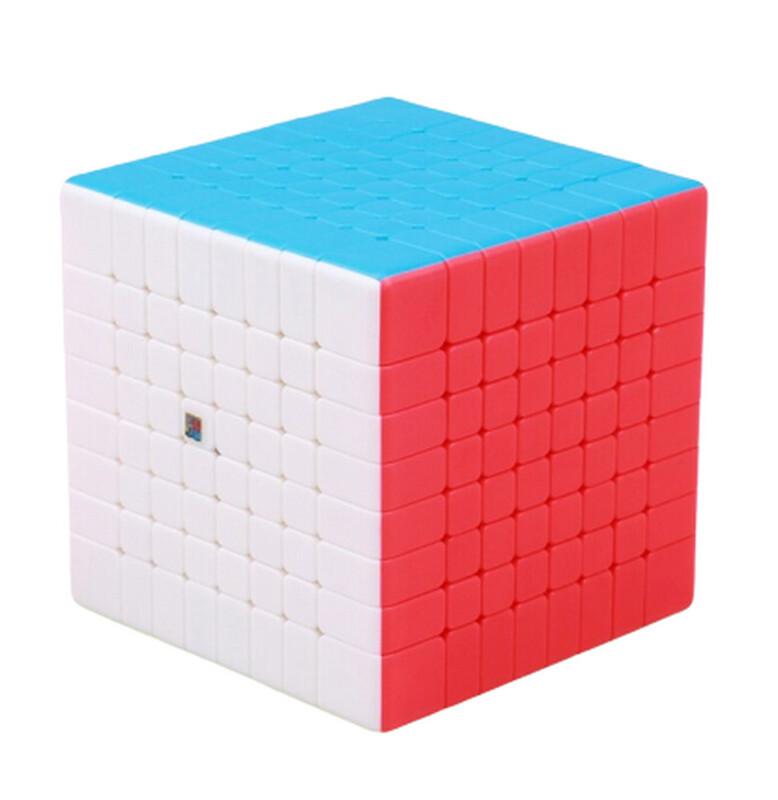 Головоломка MOYU MF8 MOFANGJIAOSHI 8x8x8 color