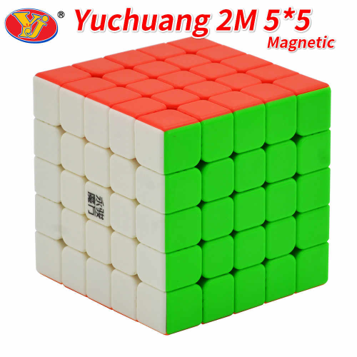 Головоломка YJ YUCHUANG V2 5x5x5 Magnetic