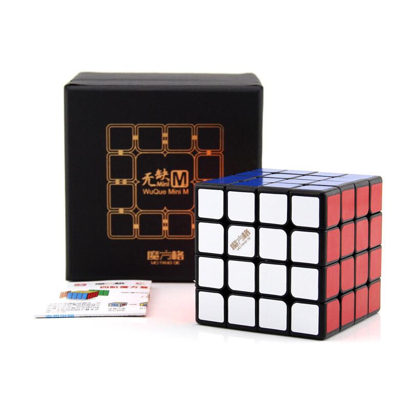 Головоломка MoFangGe WuQue 4x4x4 mini 6.0 Magnetic black
