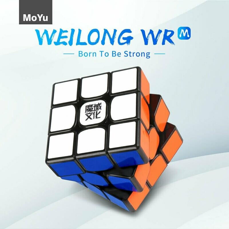 Головоломка MOYU WEILONG WR (3.47) 3x3x3 MAGNETIC