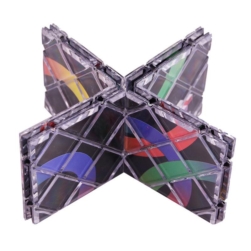 Головоломка Lingao Magic Rubik's 8 panels