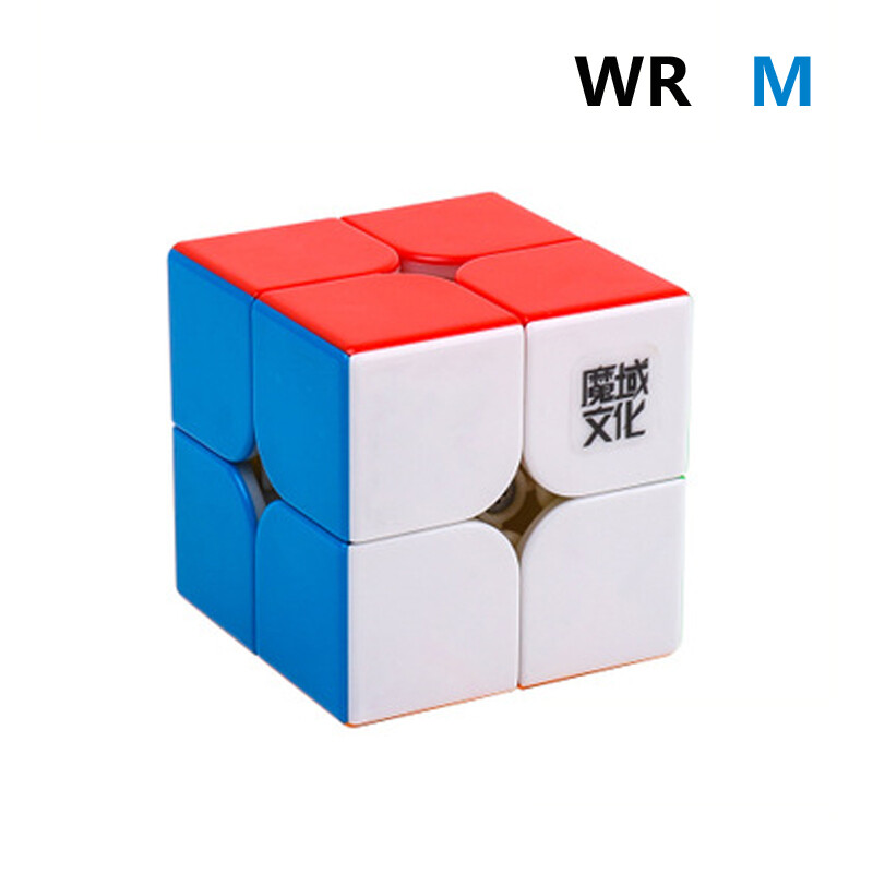 Головоломка MoYu WeiPo WR M 2x2x2 color