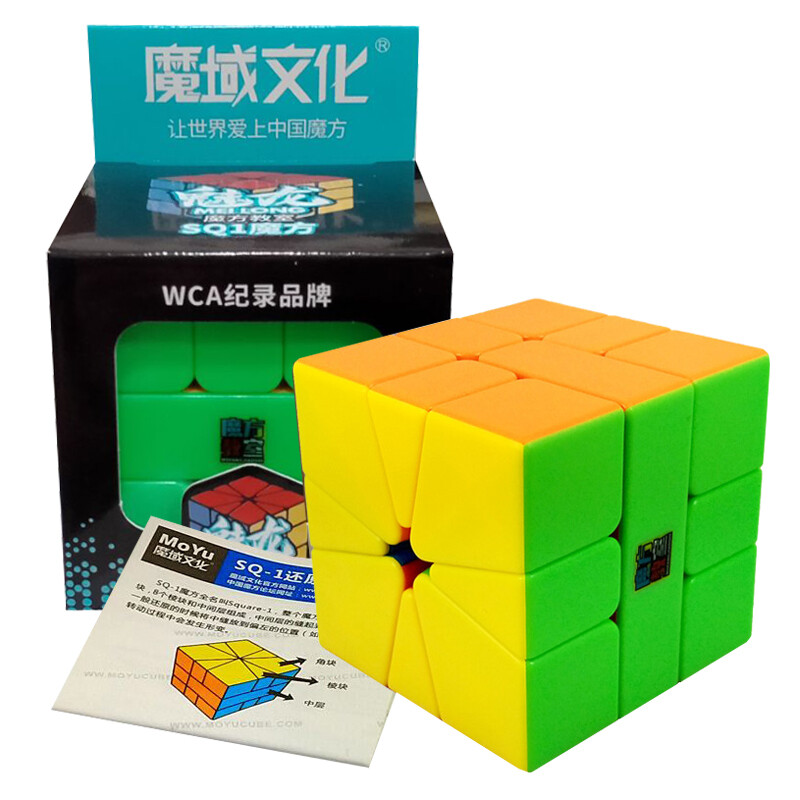 Скваер MOYU Square-1 MEILONG SQ-1 color