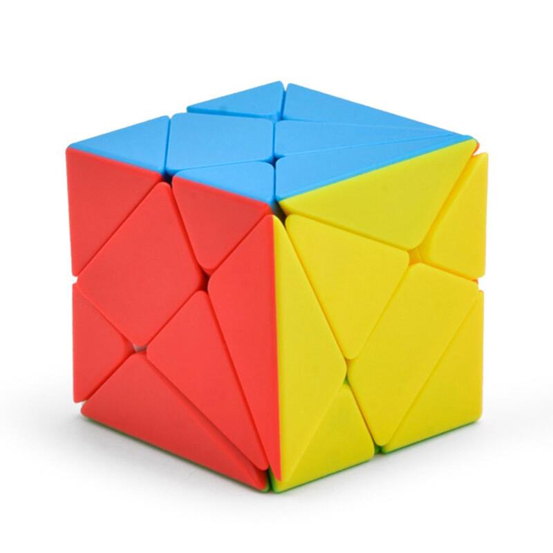 Головоломка YJ Axis Cube 3x3x3 color
