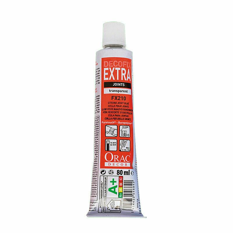 Стыковочный клей FX210 DECOFIX EXTRA Orac Decor на полиуретановой основе