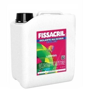 Изолирующий грунт-пропитка Fissacril