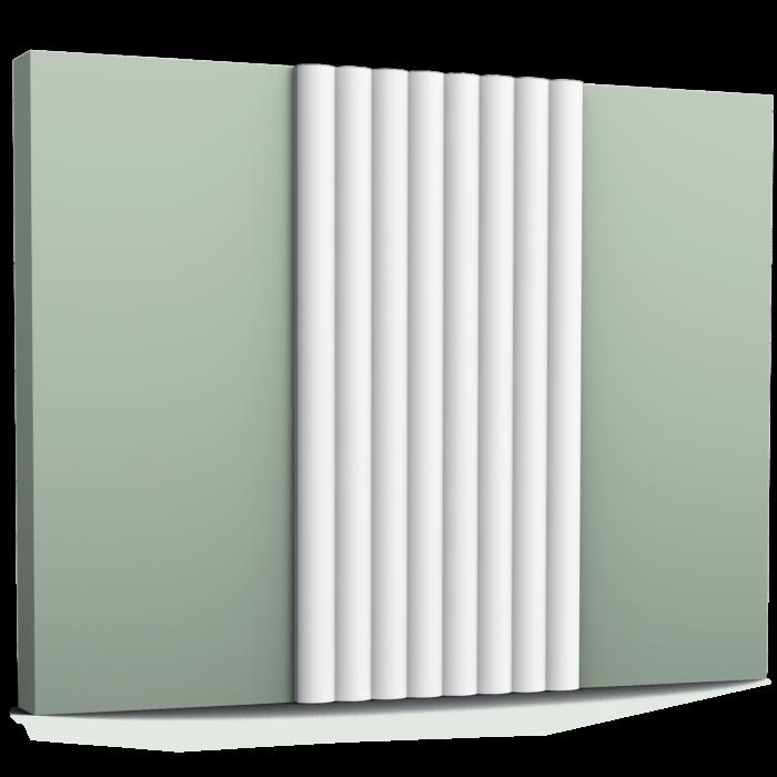W 110 декоративная 3D панель, панно Orac Décor