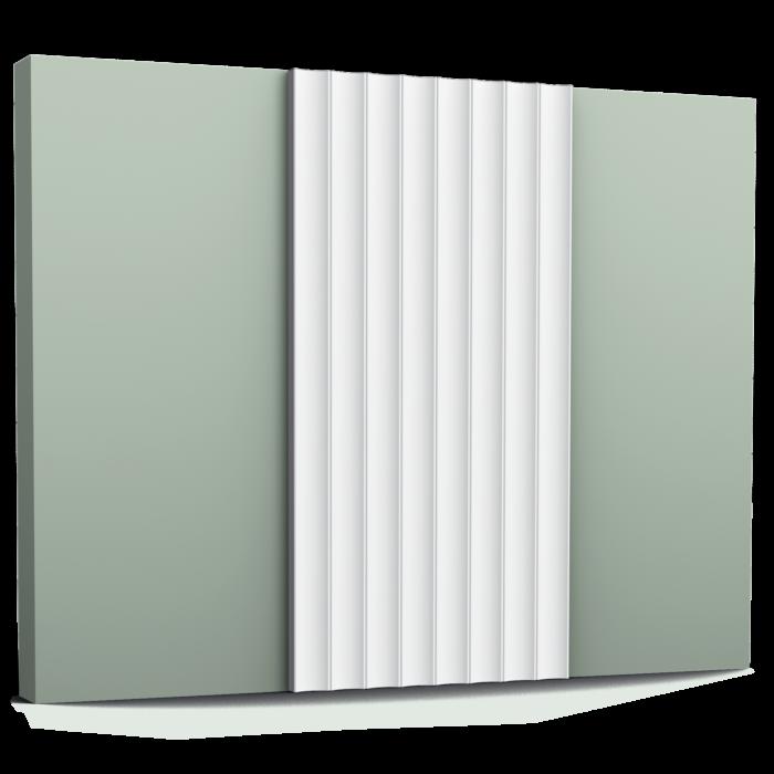 W 109 декоративная 3D панель, панно Orac Décor