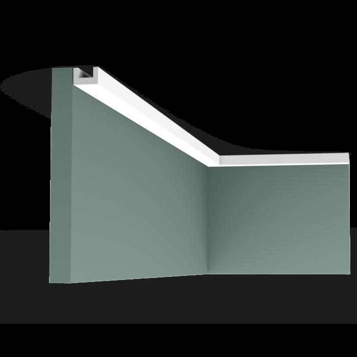 СX 190 карниз, профиль для скрытого освещения Orac Décor
