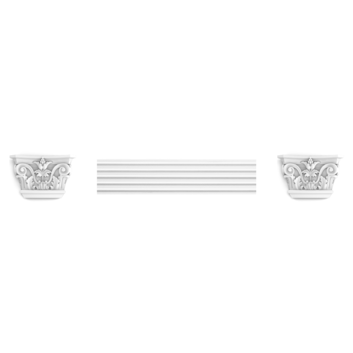 K 201LR капитель пилястра Orac Décor