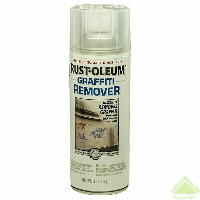 Смывка-очиститель граффити и сложных загрязнений Rust-Oleum (Руст Олеум)