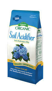 $8.99 Soil Acidifier Espoma 6lb bag